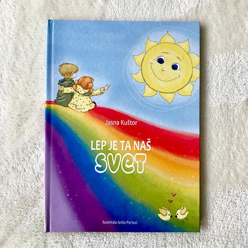 Knjige za otroke Lep je ta naš svet